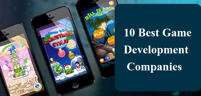 10 Best Game Development Companies