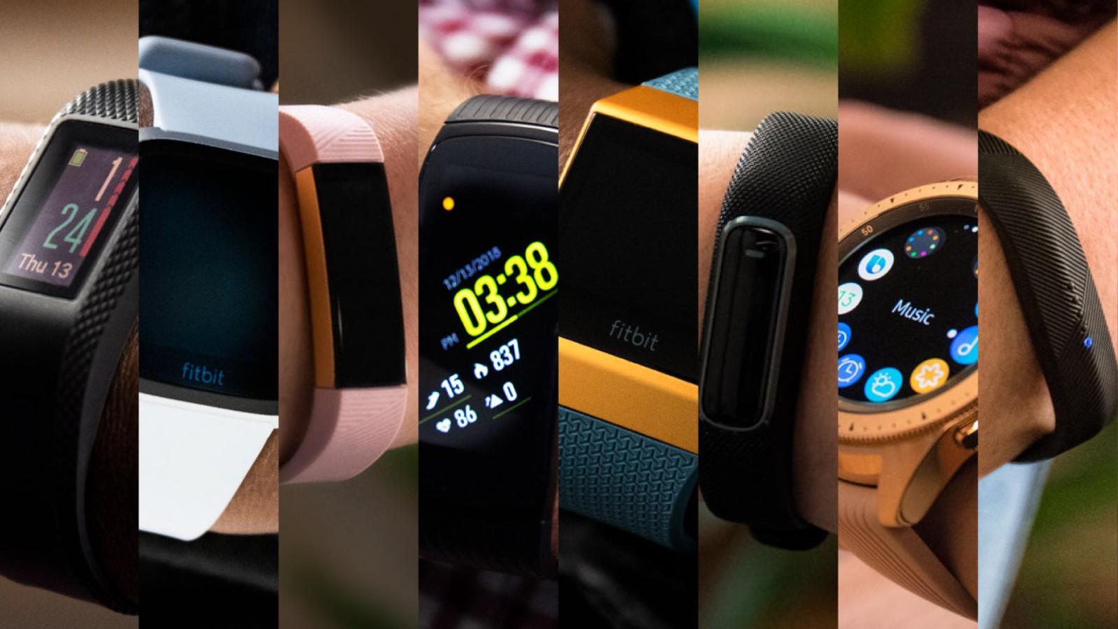 10 of the best fitness trackers to buy 2019