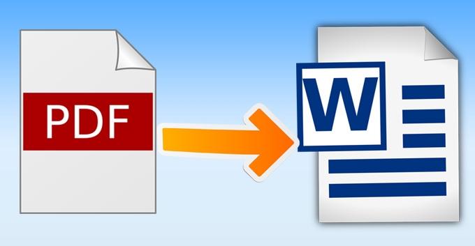 best pdf to word converter online