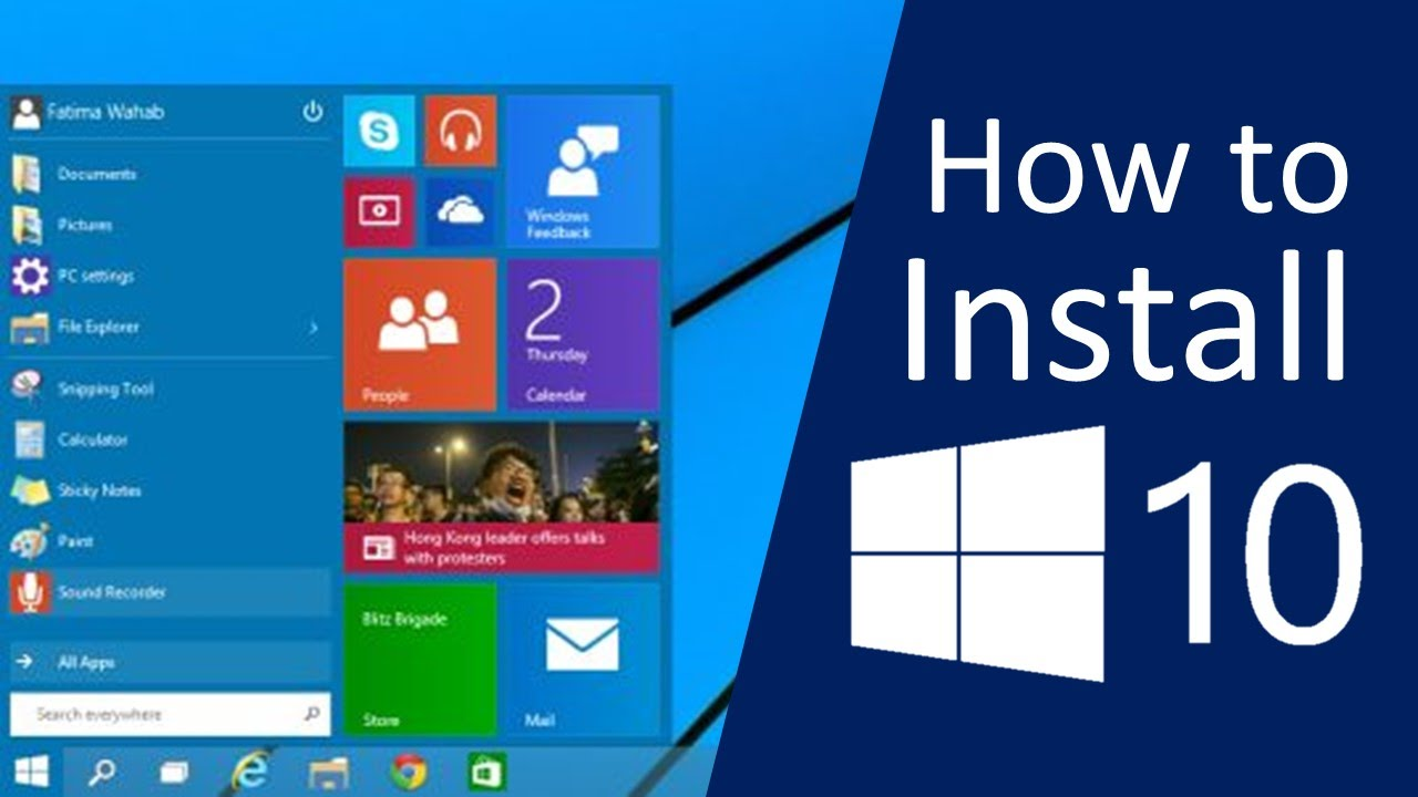how to install windows 10 from usb how to install windows 10 for free how to install windows 10 from dvd how to install windows 10 from cd how to install windows 10 from windows 7 how to install windows 10 in laptop how to install windows 10 from pendrive how to install windows 10 on a new pc