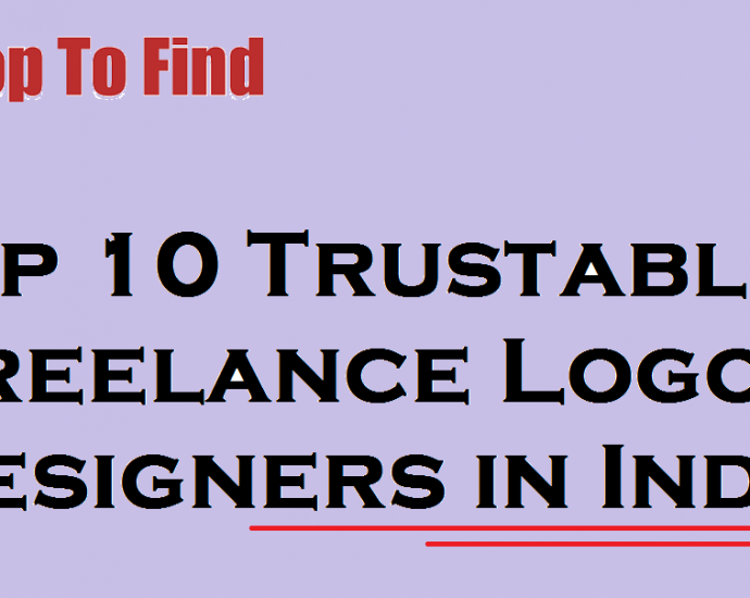 Top 10 Trustable Freelance Logo Designers in India