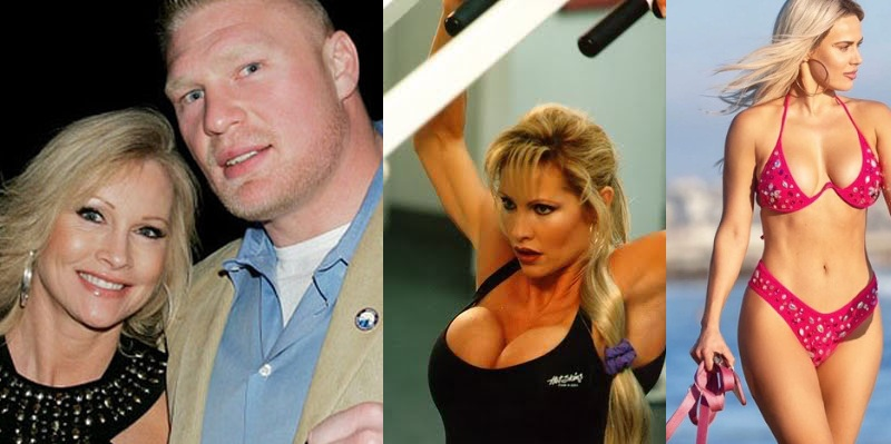 Top 10 Hottest Wives Of Pro-Wrestlers