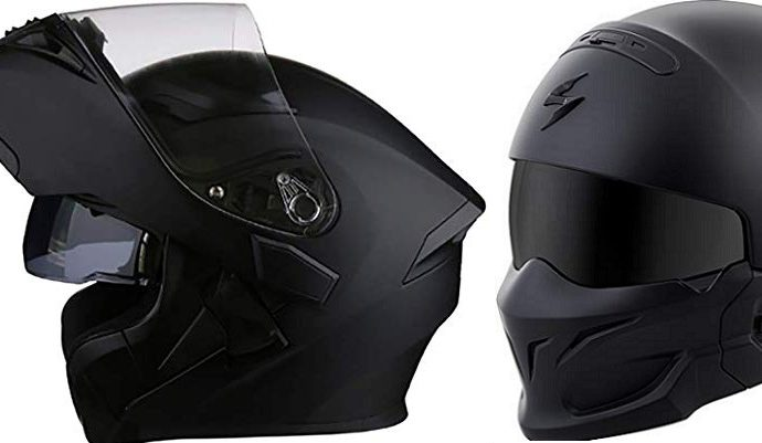 Top 10 Cool Motorcycle Helmets For a Stylish Ride